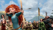 "The lush, verdant look of the Scottish highlands that serve as the backdrop for Pixar Animation Studio's forthcoming release, ""Brave,"" was powered by new technology."