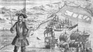 Bartholomew Roberts didn't start out wanting to be a pirate.