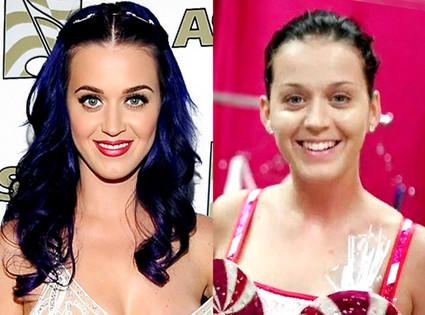 Katy Perry Without Makeup: The Sequel