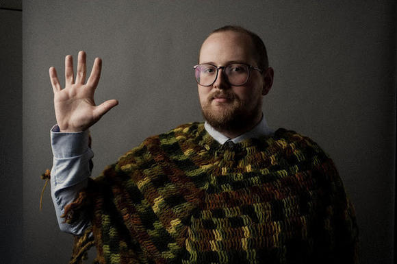 Dan Deacon 2012 press shot