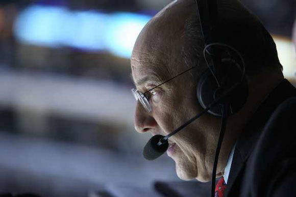 Bob Miller is the voice of the Kings.