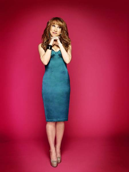 Kathy Griffin will perform Saturday, June 2, at Hard Rock Live.
