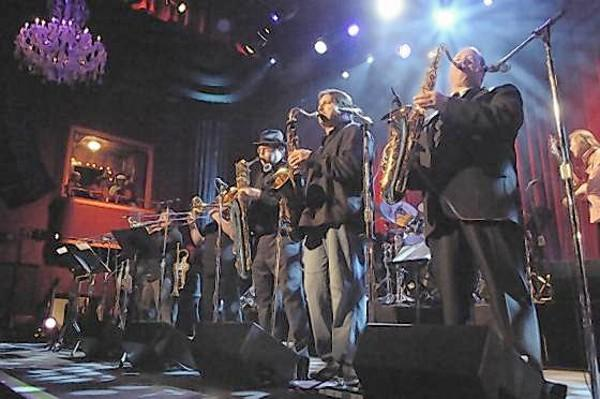 Tower of Power is a brass-driven band from Oakland, Calif.