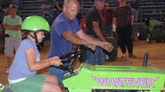 It was beauties and beasts at the Boyle County Fair Wednesday as pageants for Tiny Mister and Miss and Little Mister and Miss Boyle County Fair took place at the same time as dozens of screaming custom tractors competed across the fairgrounds.