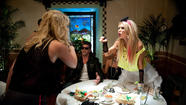 Pictures: Top fights in 'Real Housewives