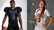 Throughout their illustrious three-sport high school careers — and particularly in their senior years — Gilman's Cyrus Jones Jr. and McDonogh's Taylor Cummings had a knack for owning the big moments.
