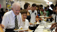 Pictures: Luncheon for Holocaust survivor Julius Jacobs of Allentown