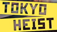 Not Just for Kids: In 'Tokyo Heist' teen sleuth tracks stolen art