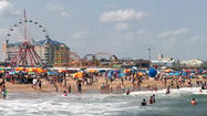 "It's now summertime (unofficially) in Ocean City and some of you will be hitting the shore for the first time since last year. I took a gander around town during last week's Memorial Day celebrations, looking for new places and new faces. If you're headed over for this weekend's <a href=""http://www.baltimoresun.com/travel/oc-blog/bal-tr-oc-ravens-beach-bash-0417,0,993542.story"">Ravens Beach Bash</a>, here are some tips on changes at the beach that you'll want to know about:"