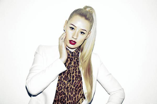 Iggy Azalea, a Australian hip hop artist, plays Reggie's Rock Club on Saturday.