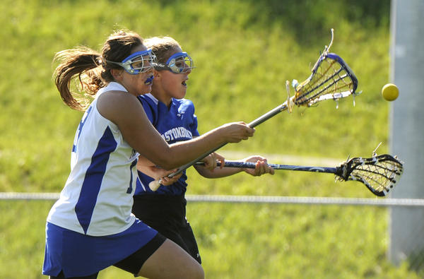 Glastonbury High School girls lacrosse team beat Newington High School 14-4  in the 1st round of the Class L girls lacrosse tournament.