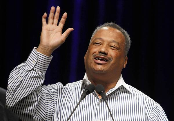 The election of the Rev. Fred Luter Jr., 55, as president of the Southern Baptist Convention at its upcoming national meeting is viewed as inevitable. It's an astounding journey for a man from New Orleans' impoverished Lower 9th Ward.