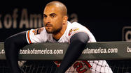 Nick Markakis out 2-4 weeks with broken bone in right wrist