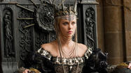 "<strong>Review in a Hurry</strong>: A beautiful queen's reign is threatened by her entitled brat of a stepdaughter. This version of the classic fairy tale isn't <em>that</em> much of a reimagining. But when <strong><a class=""name"" href=""http://www.eonline.com/celebs/Charlize_Theron/109443"">Charlize Theron</a></strong> asks that mirror who's the fairest of them all and the answer is <strong><a class=""name"" href=""http://www.eonline.com/celebs/Kristen_Stewart/113321"">Kristen Stewart</a></strong>, one can't help but think that the mirror needs glasses."