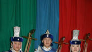 From halfway around the world, in Ulaan Bataar, Mongolia, a group of children are awaiting approval of their visas and preparing to fly to Petoskey to participate in the 2012 Children of the World in Harmony International Youth Choir and Dance Festival which begins in less than a month.