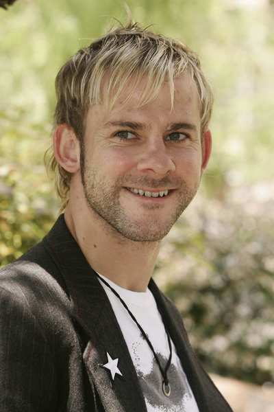 "Looks like some drama from that mystical island in ""Lost"" still lingers, as two of the show's former stars -- Dominic Monaghan, pictured, and Matthew Fox -- <a href=""http://www.latimes.com/entertainment/gossip/la-et-mg-matthew-fox-beats-women-dominic-monaghan,0,971677.story"">are caught up in a cringe-worthy conflict</a> stemming from Twitter. Monaghan tweeted that Fox ""beats women,"" while Fox is reportedly puzzled by the allegation."