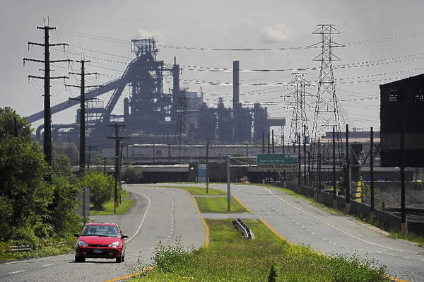 RG Steel, Maryland Department of the Environment both say company's Chapter 11 bankruptcy filing should not affect ongoing cleanup of toxic contamination at Sparrows Point.