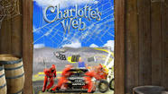 The Backstretch Blog: Charlotte's Web