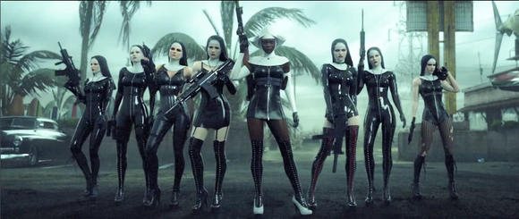 'Hitman: Absolution' trailer pic