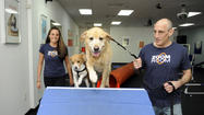 Dog training is entrepreneurial exercise for father, daughter team