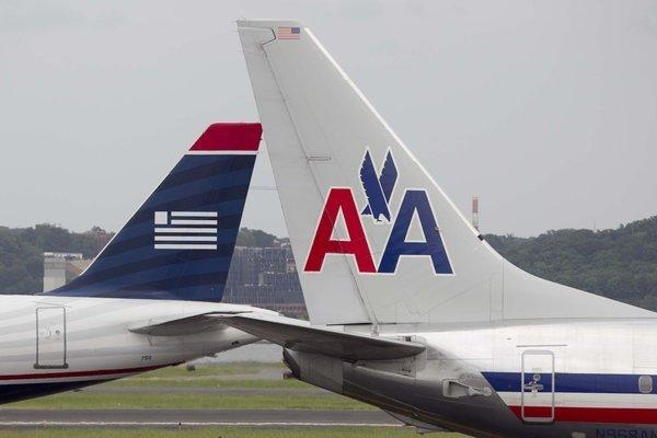 American Airlines and U.S. Airways