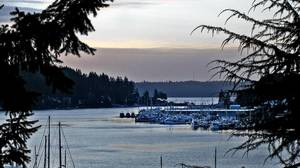 A swell time in Gig Harbor, Wash.