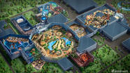 Photos: Jurassic Dream theme park in China