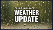 Friday storms that brought heavy winds and dropped roughly an inch of rain didn't do much damage in the Tri-State area, according to emergency dispatchers from Washington County and surrounding areas.