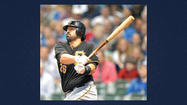 MILWAUKEE (AP) — The Pittsburgh Pirates scored six runs off Randy Wolf in the third inning, then went on to pound the Milwaukee Brewers 8-2 on Friday night.