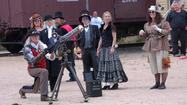 Photos: Steampunk Day at Old Cowtown Museum