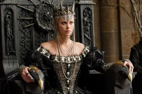 """Snow White and the Huntsman"" was the No. 1 film at the box office this weekend."