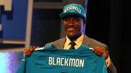 Jacksonville Jaguars rookie wide receiver Justin Blackmon reportedly was arrested on a charge of alleged aggravated DUI on Sunday morning in Stillwater, Okla.