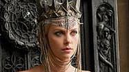 """Snow White and the Huntsman"" easily made it out of the woods at the box office this weekend, as the film's debut far exceeded industry projections."