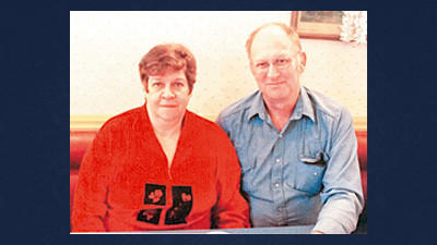 Dennis and Linda Dickey