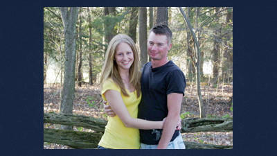 Chelsie Yutzy and Scott Miller