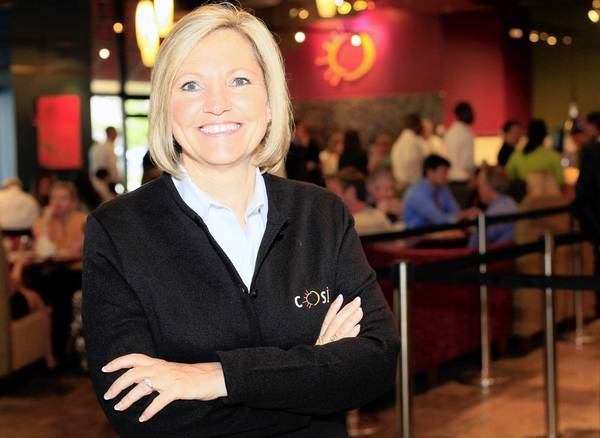 Cosi CEO Carin Stutz is no apologist for the 135 restaurants, where she believes waits are too long, the menu is too complicated and operations need improvement. She's trimming the menu, simplifying the ordering process and looking for a new chef to make the menu more innovative.