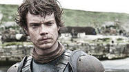 "In the course of a year, English actor Alfie Allen, 25, has gone from being best known as pop singerLily Allen's little brother to one of the main actors on the HBO hit show,""Game of Thrones."""
