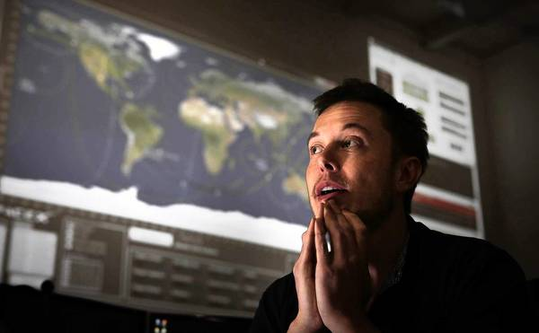 Elon Musk is the man behind the successful SpaceX mission, which sent an unmanned spacecraft to the international space station.