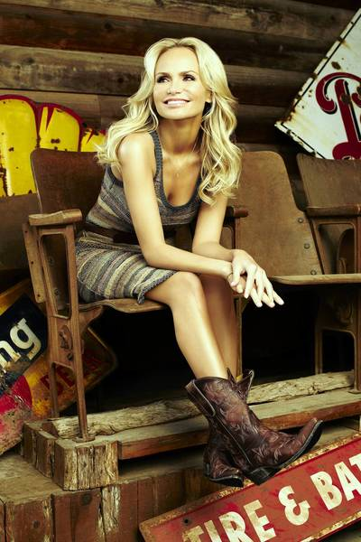 Singer Kristin Chenoweth performs Saturday at the Hippodrome.