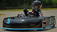 7-year-old Ellicott City go-kart racer has always felt need for speed