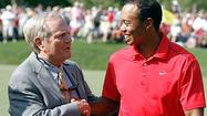 DUBLIN, Ohio — Back when he was running a 102-degree fever and blowing gobs of lord-knows-what into a towel between holes, Tiger Woods wasn't keen on discussing magic from past Memorial Tournaments.