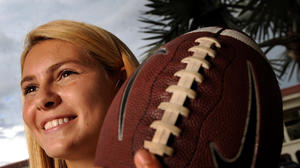 Michelle Roque-Paskow: All-County Flag Football Player of the Year
