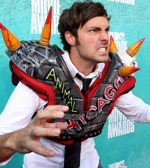 2012 MTV Movie Awards red carpet arrival pics: Jeff Dye