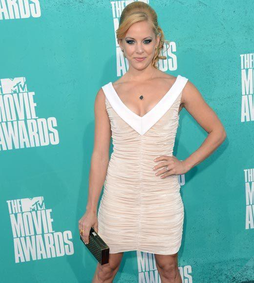 2012 MTV Movie Awards red carpet arrival pics: Amy Paffrath