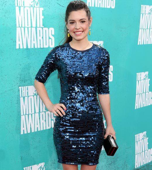 2012 MTV Movie Awards red carpet arrival pics: Alex Frnka