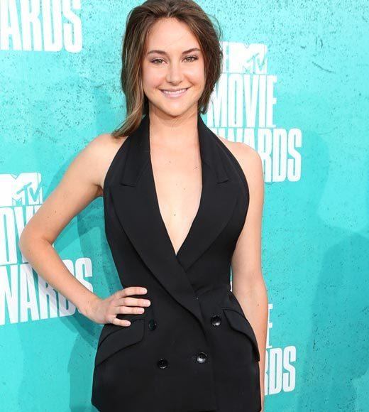 2012 MTV Movie Awards red carpet arrival pics: Shailene Woodley