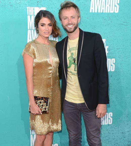 2012 MTV Movie Awards red carpet arrival pics: Nikki Reed and Paul McDonald