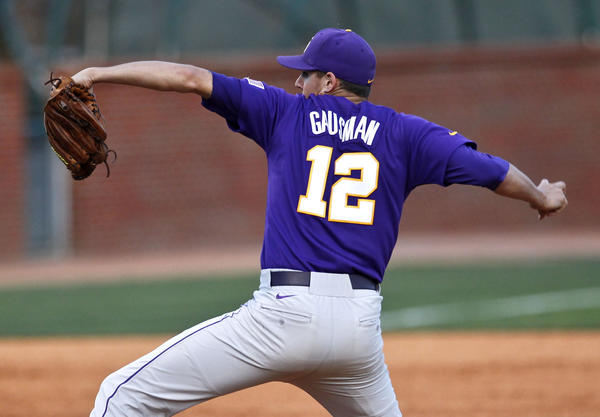 The Cubs could select LSU pitcher Kevin Gausman.