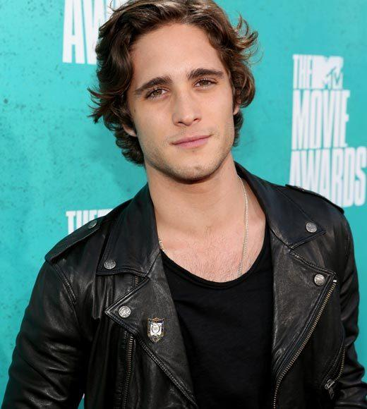 2012 MTV Movie Awards red carpet arrival pics: Diego Boneta