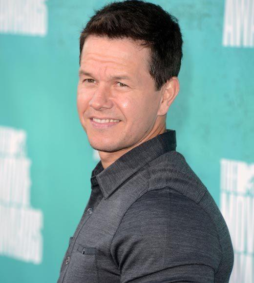 2012 MTV Movie Awards red carpet arrival pics: Mark Wahlberg
